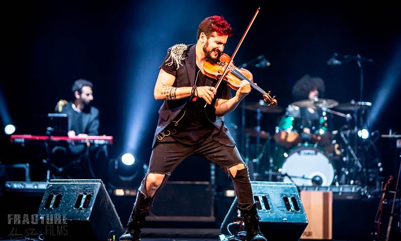 Strad, el violinista rebelde