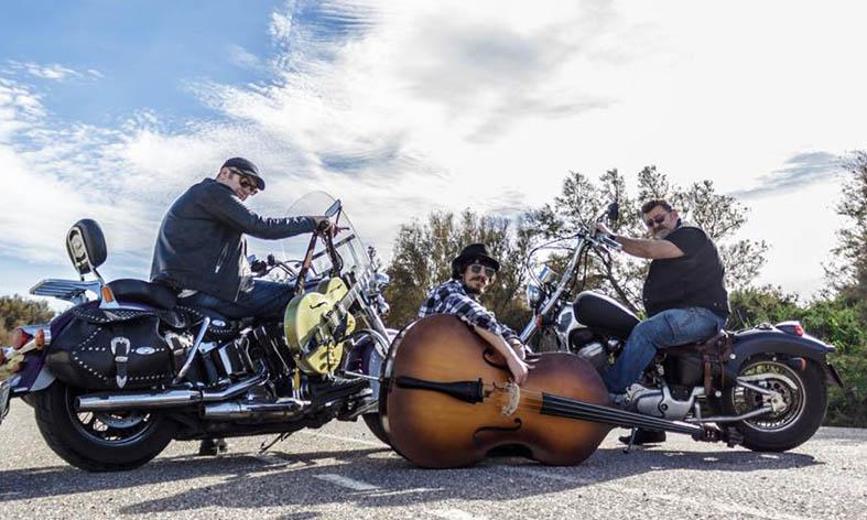 Cuatro bandas almerienses estrenan AlmeriRock el 12 de octubre en Sala Madchester