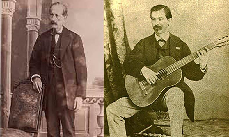 De Torres y Arcas homenajeados como clásicos  de la guitarra entorno al Día del Flamenco