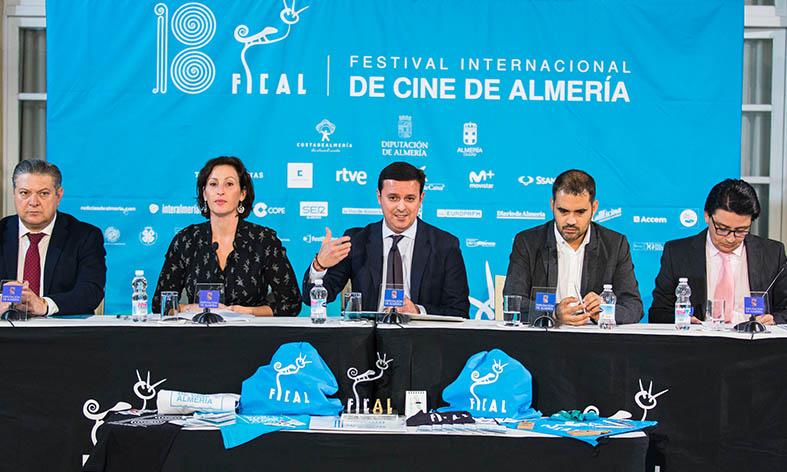 Jorge Sanz recibirá el día 16 la primera estrella y el 'Almería Tierra de Cine'