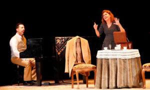 'La pensión del artista' @ Teatro Apolo, Rambla Obispo Orberá, 25. | Almería | Andalucía | España