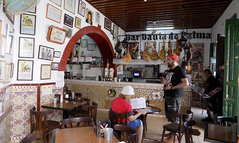 Bar Bahía de Palma