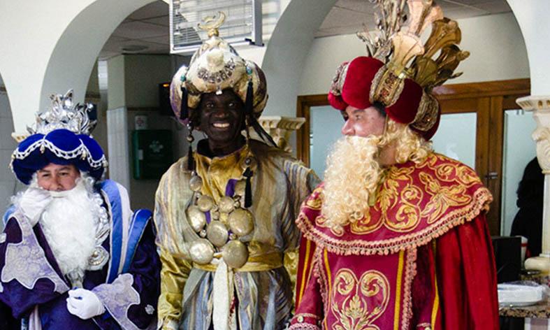 Desde el 2 de enero, en la Plaza Vieja: Los Tronos reales