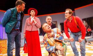 'Por los pelos' @ Teatro Auditorio de El Ejido, C/ Bayárcal s/n. | El Ejido | Andalucía | España